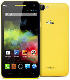 wiko rainbow android