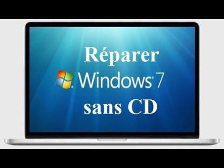 windows 7 sans cd