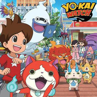 yokai watch photo