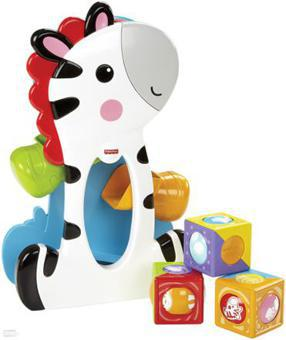 zebre fisher price